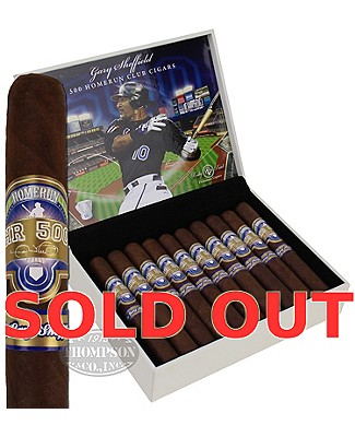 Gary Sheffield Home Run 500 Club By Rocky Patel Habano Toro