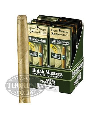 Dutch Masters Green 20/3pks Candela Cigarillo