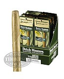 Dutch Masters Green 20/3pks Candela Cigarillo
