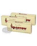 Sparrow Original Blend Pipe Tobacco Natural Filtered Large Cigar 3-Fer
