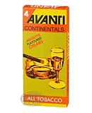 Avanti Continental Natural Cigarillo Infused