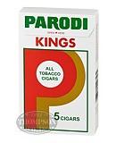 Parodi Kings Natural Cigarillo