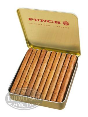 Photo of Punch Cigarillos EMS Cigarillo Single Tin