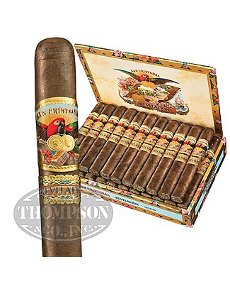 San Cristobal Revelation Mystic Sun Grown Corona Gorda