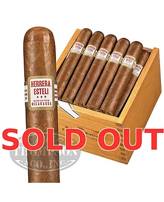 Herrera Esteli Lonsdale Deluxe Natural Lonsdale