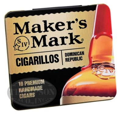 Photo of Makers Mark Cigarillos Sumatra Cigarillo Infused