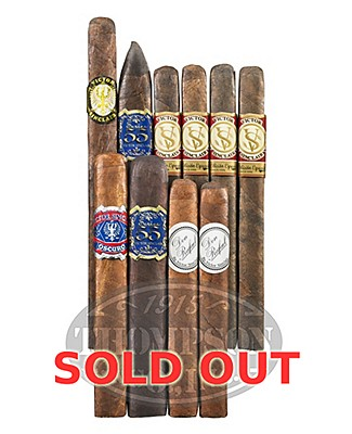 Victor Sinclair Super Selection 10 Cigar Sampler Maduro
