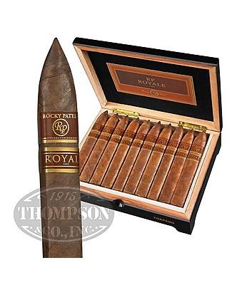 Rocky Patel Royale Box Pressed Sumatra Torpedo