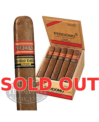 Perdomo 2 Limited Edition 2008 Epicure Natural Toro