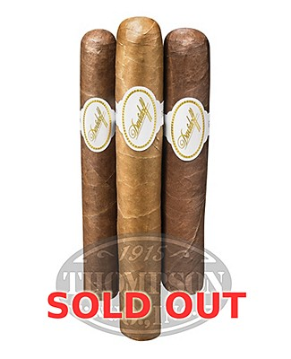 Davidoff Assortment Of 3