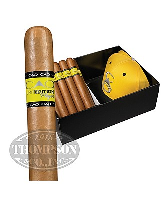 CAO Limited Edition Player Connecticut Toro With Cap