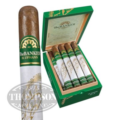 Photo of H Upmann The Banker Currency Habano Robusto