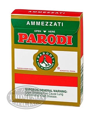 Parodi Ammezzati Natural Cigarillo