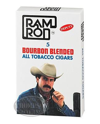 Ram Rod Bourbon Deputy Maduro Mini Cigarillo