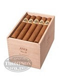 AVO CLASSIC NO. 3 PLUS 4 PACK CONNECTICUT DOUBLE CORONA