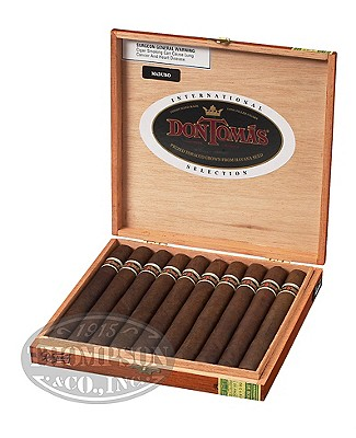 Don Tomas International Selection #6 Maduro Churchill