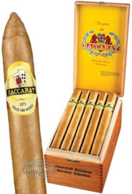 Photo of Baccarat Belicoso Connecticut