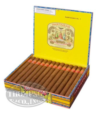 Photo of Partagas Robusto Cameroon Rothschild