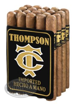 THOMPSON BLACK LABEL CORONA HABANO