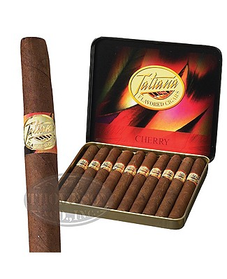 Tatiana Cigarillo Natural Cherry