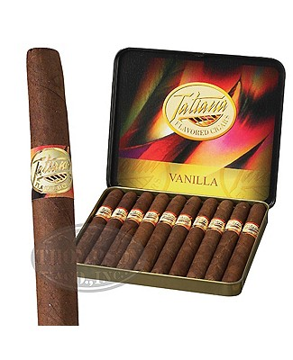 Tatiana Cigarillo Natural Vanilla