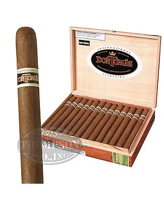 Don Tomas International Selection No. 1 Natural Lonsdale