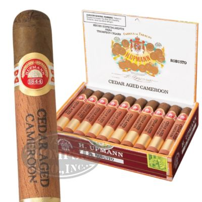 Photo of H Upmann Cedar Aged Robusto Cameroon