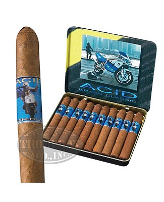 Acid Krush Classics Blue Connecticut Cigarillo Infused