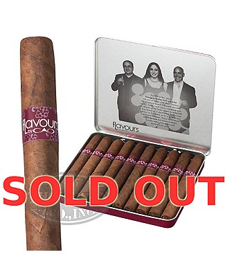 CAO Flavours Earthnectar Cameroon Cigarillo Infused Single Tin
