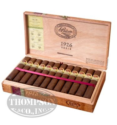 PADRON SERIE 1926 NO. 2 NATURAL TORPEDO