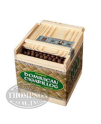 Thompson Dominican Box Pressed Pequeno Natural Cigarillo