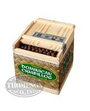 Thompson Dominican Box Pressed Pequeno Natural Cigarillo
