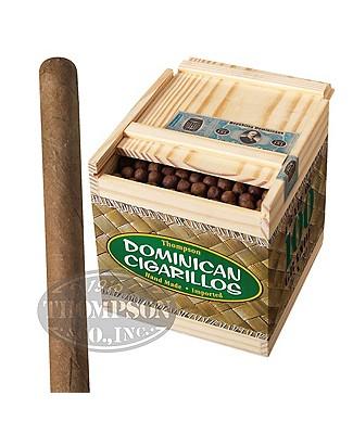 Thompson Dominican Box Pressed Grande Natural Cigarillo