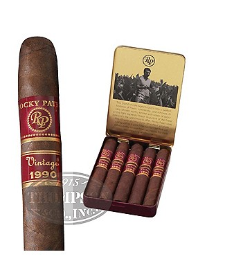 Rocky Patel Vintage 1990 Juniors Natural Cigarillo