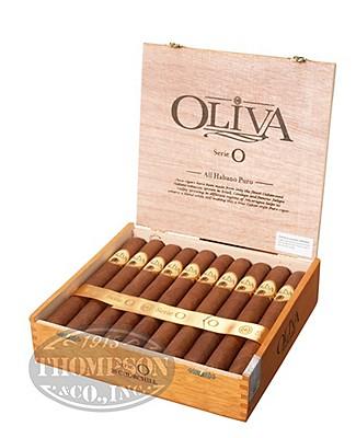 Oliva Serie O Robusto Sun Grown