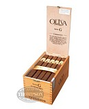 OLIVA SERIE G PLUS ASHTRAY CAMEROON CHURCHILL