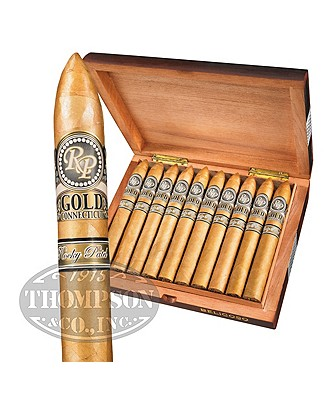 Rocky Patel Gold Belicoso Connecticut