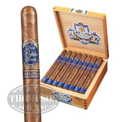 Photo of Don Pepin Garcia Blue Label Delicias Corojo Churchill