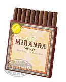 Miranda Sweets Vanilla Mini Cigarillo Sumatra