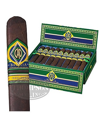 CAO Brazilia Box Press Brazilian Gordo