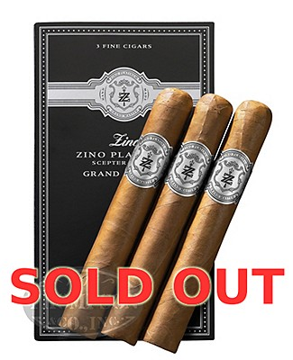 Zino Platinum Scepter Series Grand Master Tubo Connecticut Robusto