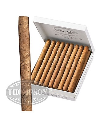 Davidoff Small Cigars Silver Cigarillos Sumatra Mini Cigarillo