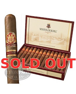 Davidoff Winston Churchill Blenheim Connecticut Churchill