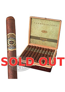 ALEC BRADLEY TEMPUS CENTURIA PLUS LIGHTER CRIOLLO CHURCHILL