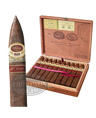 Padron Serie 1926 40th Anniversary Natural Torpedo