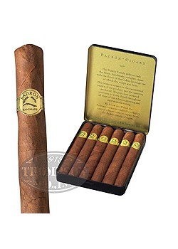 PADRON CORTICOS NATURAL CIGARILLO