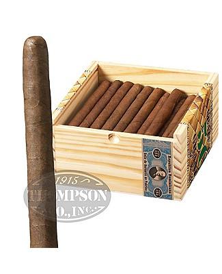 Thompson Dominican Box Pressed Cigarillo Natural
