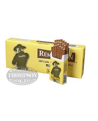 Remington Filtered Mild Natural Vanilla