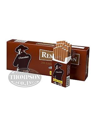 Remington Filtered Mild Natural Chocolate