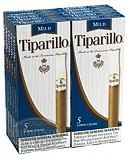 Tiparillo Mild Blue Cigarillo Natural 2-Fer